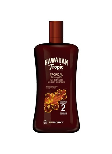 Hawaiian Tropic Tropical Tanning Oil Luxurious Coconut 2 200Ml Renksiz